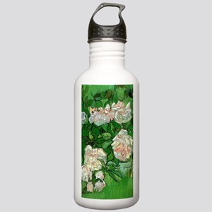 Pink Roses by Vincent Stainless Water Bottle 1.0L