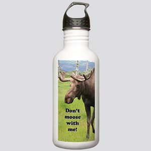Don't moose with me! 2 Stainless Water Bottle 1.0L