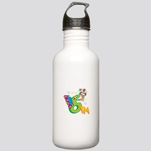 6th Celebration Stainless Water Bottle 1.0L