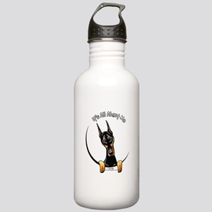 Doberman IAAM Stainless Water Bottle 1.0L
