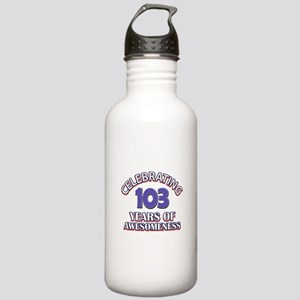 Celebrating 103 Years Stainless Water Bottle 1.0L