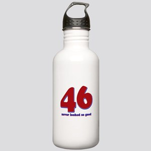 46 years never looked so good Stainless Water Bott