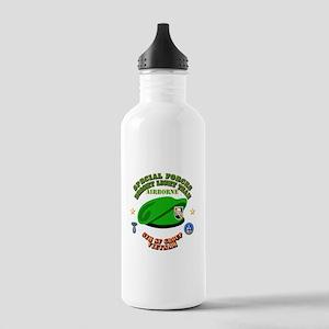SOF - Bright Light Team Beret Stainless Water Bott