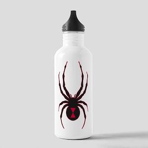 BlackWidow_plain Stainless Water Bottle 1.0L