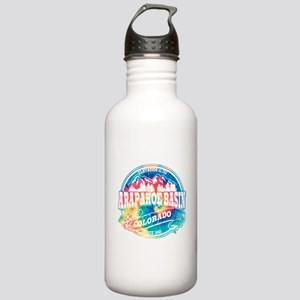 Arapahoe Basin Old Circle Stainless Water Bottle 1
