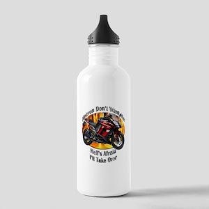 Kawasaki Ninja 1000 Stainless Water Bottle 1.0L