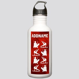 WORLD GYMNAST Stainless Water Bottle 1.0L
