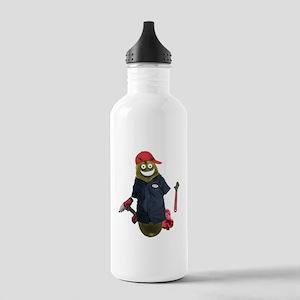 Mechanic Pickle Water Bottle