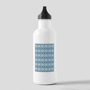 Ogee Links TD White Sk Stainless Water Bottle 1.0L