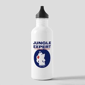 JungleExpert001 Stainless Water Bottle 1.0L