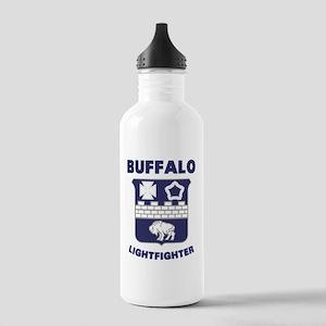 BuffaloLight Stainless Water Bottle 1.0L