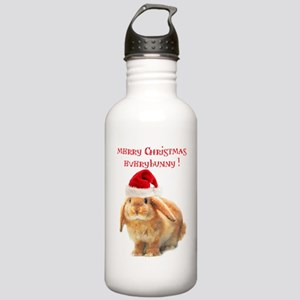 merry-xmas Stainless Water Bottle 1.0L