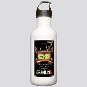 Gremlins Movie Poster  Stainless Water Bottle 1.0L