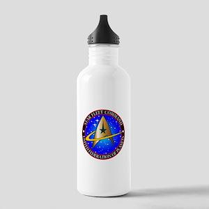 Star Fleet Command Stainless Water Bottle 1.0L