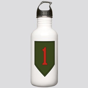 1st Infantry Division Stainless Water Bottle 1.0L