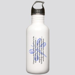 WhatsImportantInLife-1 Stainless Water Bottle 1.0L