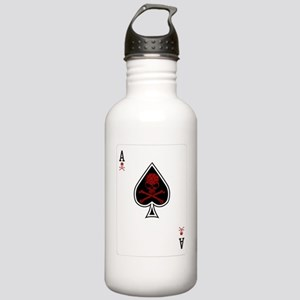 Aces Stainless Water Bottle 1.0L