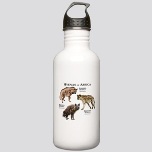 Hyenas of Africa Stainless Water Bottle 1.0L