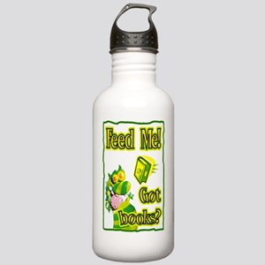 Reading Dragon Got Boo Stainless Water Bottle 1.0L