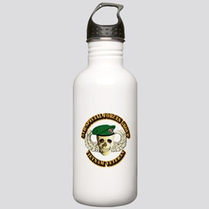 5th SFG - WIngs - Skill Stainless Water Bottle 1.0