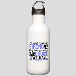 Prostate Cancer HowStr Stainless Water Bottle 1.0L