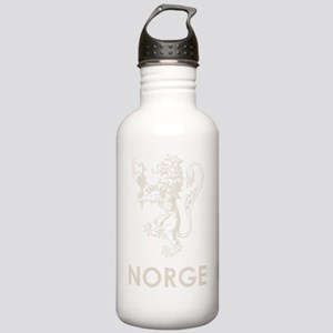 Norge1Bk Stainless Water Bottle 1.0L