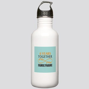 6th Anniversary Infini Stainless Water Bottle 1.0L