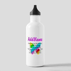 SERENITY PRAYER Stainless Water Bottle 1.0L