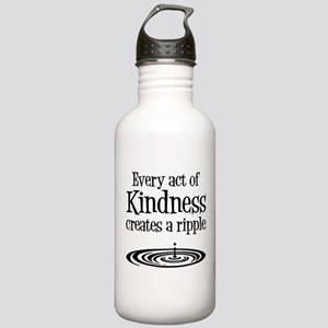 KINDNESS RIPPLE Stainless Water Bottle 1.0L