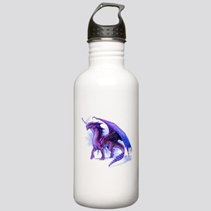 Purple Dragon Stainless Water Bottle 1.0L