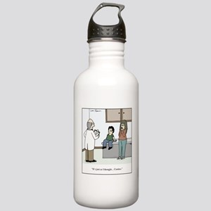 Doctor diagnosis kid w Stainless Water Bottle 1.0L