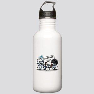 I Love Cotons Stainless Water Bottle 1.0L