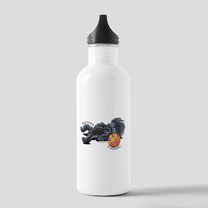 Adorable Affenpinscher Stainless Water Bottle 1.0L