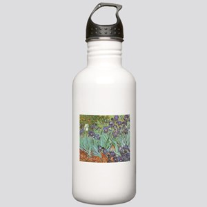 Van Gogh Irises, Vinta Stainless Water Bottle 1.0L
