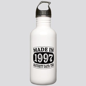 Made in 1997 - Maturit Stainless Water Bottle 1.0L
