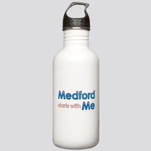 Medford Starts With Me Water Bottle
