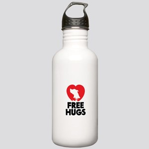 Pit Bull Stainless Water Bottle 1.0L