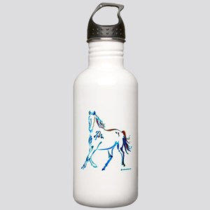 Horse of Many Colors Stainless Water Bottle 1.0L