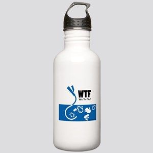 WTF - Why The Foley 01 Stainless Water Bottle 1.0L