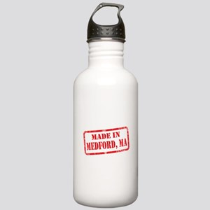 MADE IN MEDFORD, MA Stainless Water Bottle 1.0L