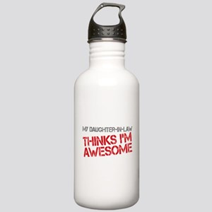 Daughter-In-Law Awesome Stainless Water Bottle 1.0