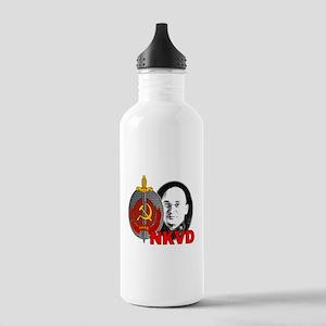 Lavrentiy Beria NKVD K Stainless Water Bottle 1.0L
