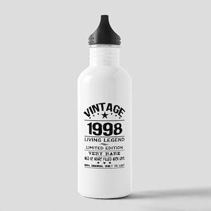 VINTAGE 1998-LIVING LEGEND Water Bottle