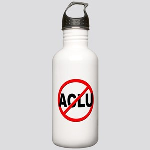 Anti / No ACLU Stainless Water Bottle 1.0L