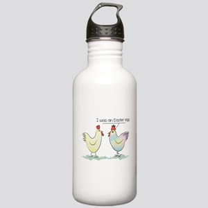 Funny Easter Egg Chick Stainless Water Bottle 1.0L