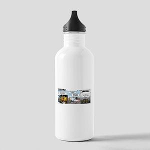0635 - Parking position Water Bottle
