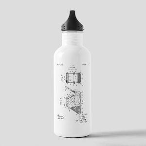 1927 L. Durr Floor Sander Water Bottle