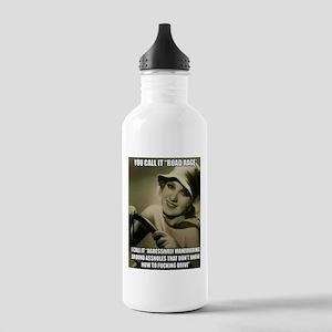Aggressive Maneuver Water Bottle