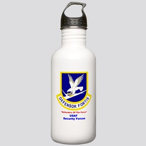 Security Forces Stainless Water Bottle 1.0L