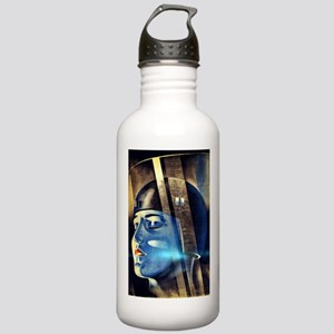 Vintage Iconic Metropo Stainless Water Bottle 1.0L